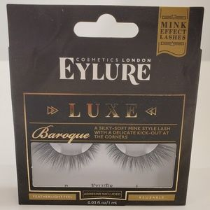 Eylure - Luxe Faux Mink Baroque Lashes
